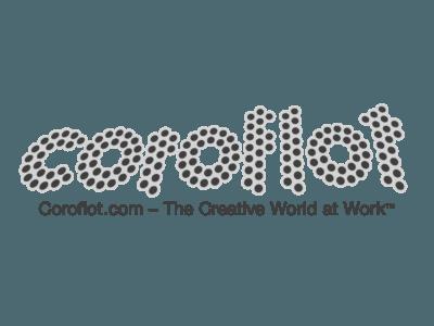 coroflot_logo_tagline