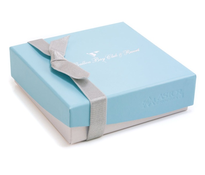 astor chocolate gift boxes miller creative