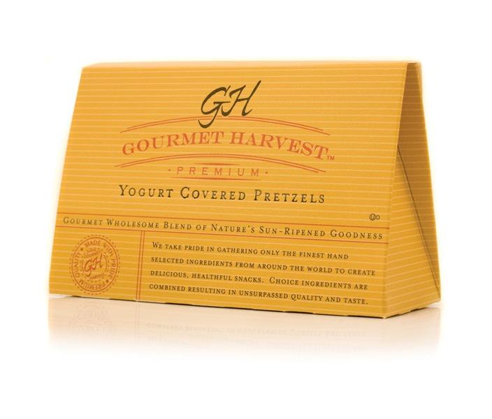 Gourmet harvest - packaging