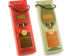 Pairings Chocolate - Naming & Packaging