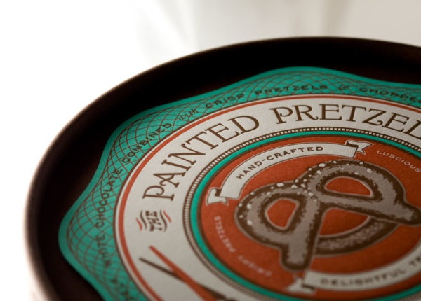 Painted Pretzel - Branding & Packaging