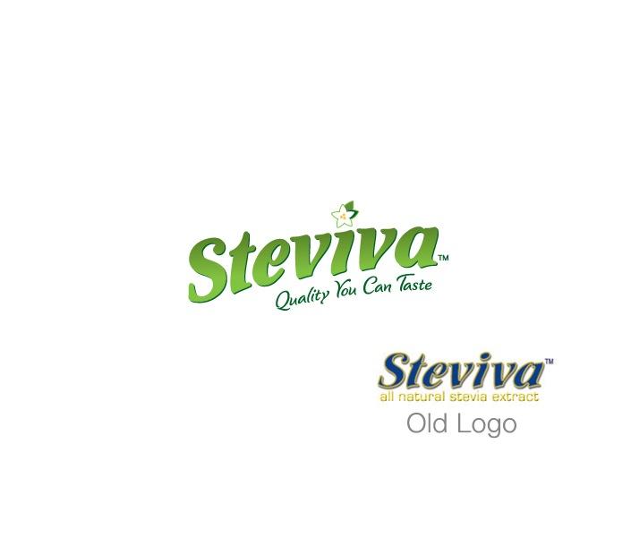 Steviva - Brand Identity Refresh