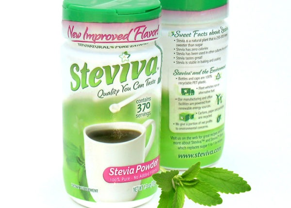 Steviva - Packaging