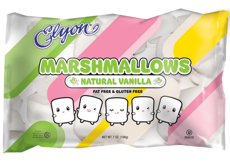 Elyon Marshmallow - Packaging & Branding