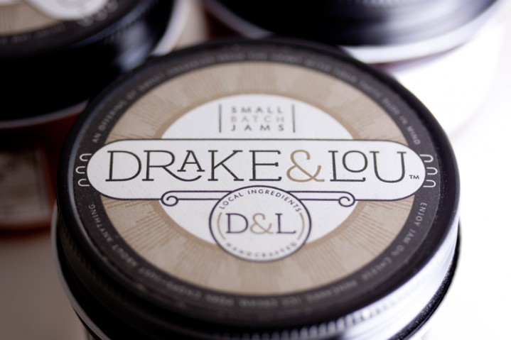 Drake & Lou - Branding and Packaging
