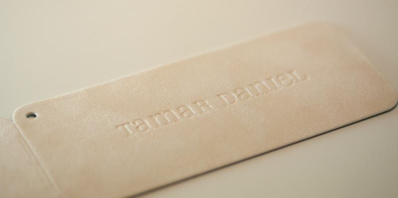 Tamar Daniel - brand identity