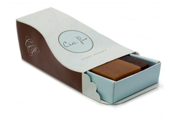 Skincare Package Design - Ciel Pur Soaps