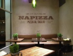 Napizza Interior Wall