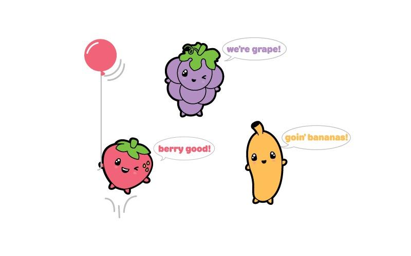 Mascots - Elyon Marshmallows Fruity