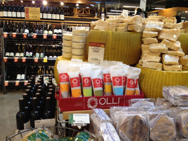 Retail Display - Olli