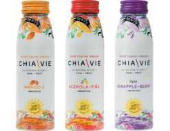 Chia Vie Beverage Packaging - All Flavors