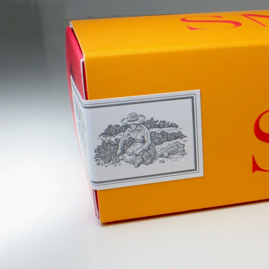 Bunches and Bunches Snaps Cookie Packaging