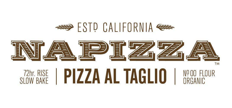 Napizza - Pizza al Taglio - Logo