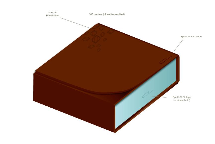 Cacao Lounge - Signature Praline Box