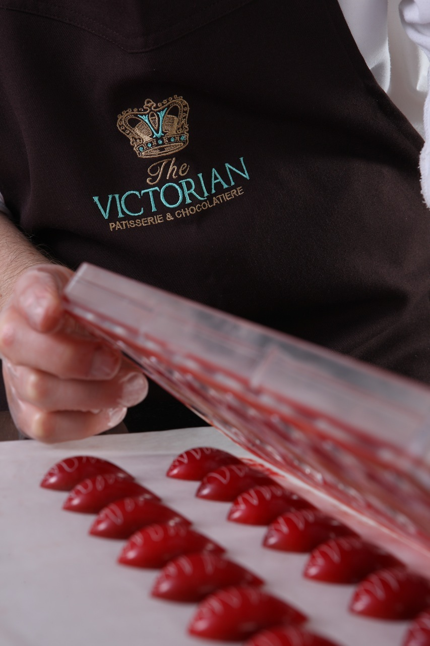 The Victorian, Kuwait - Chef at Work