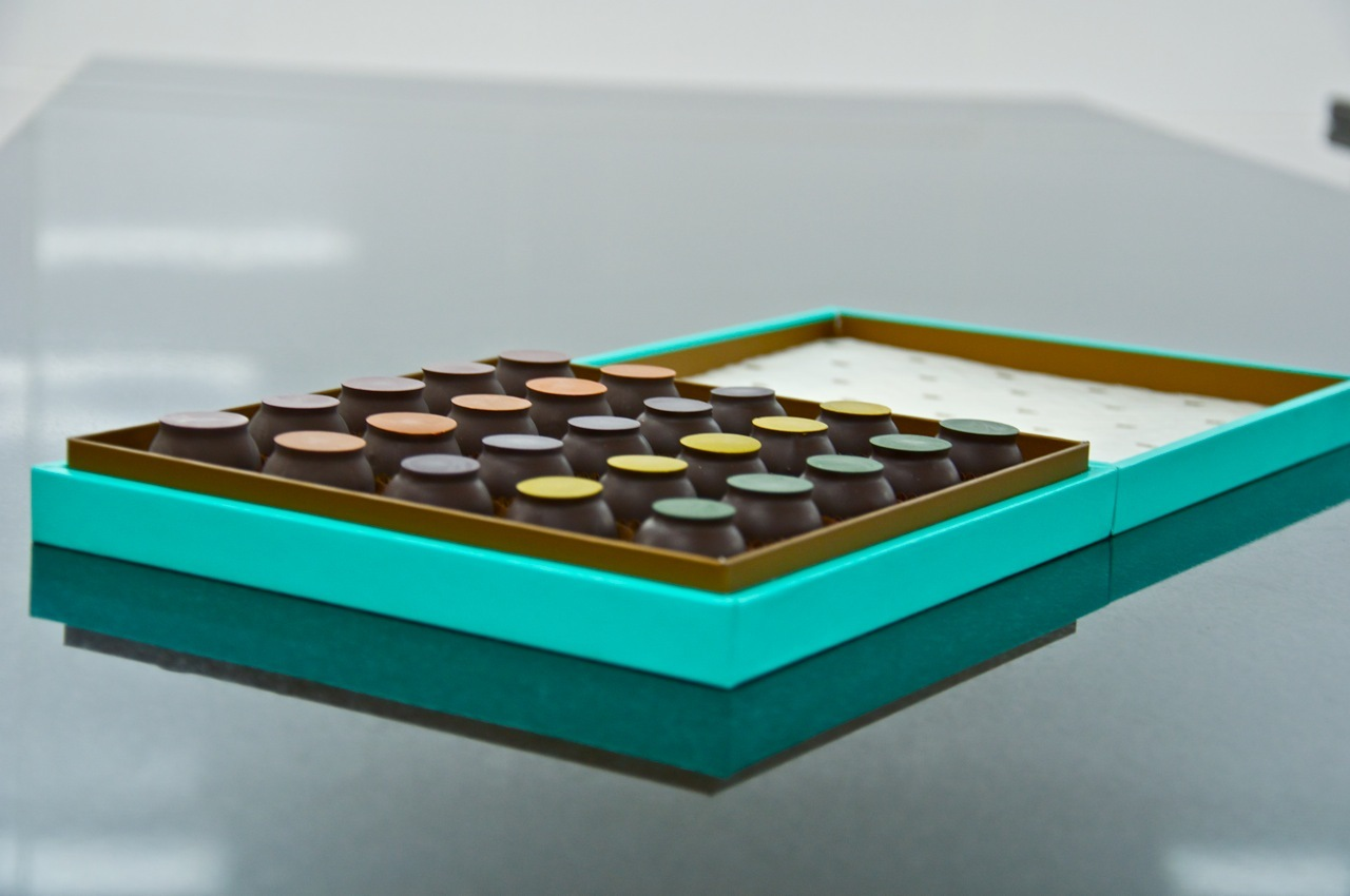 The Victorian, Kuwait - Chocolates
