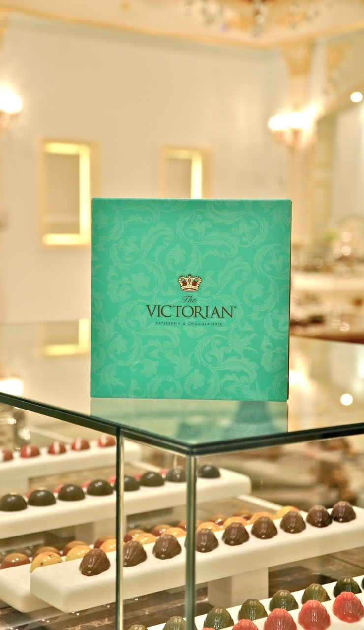 The Victorian, Kuwait - Packaging
