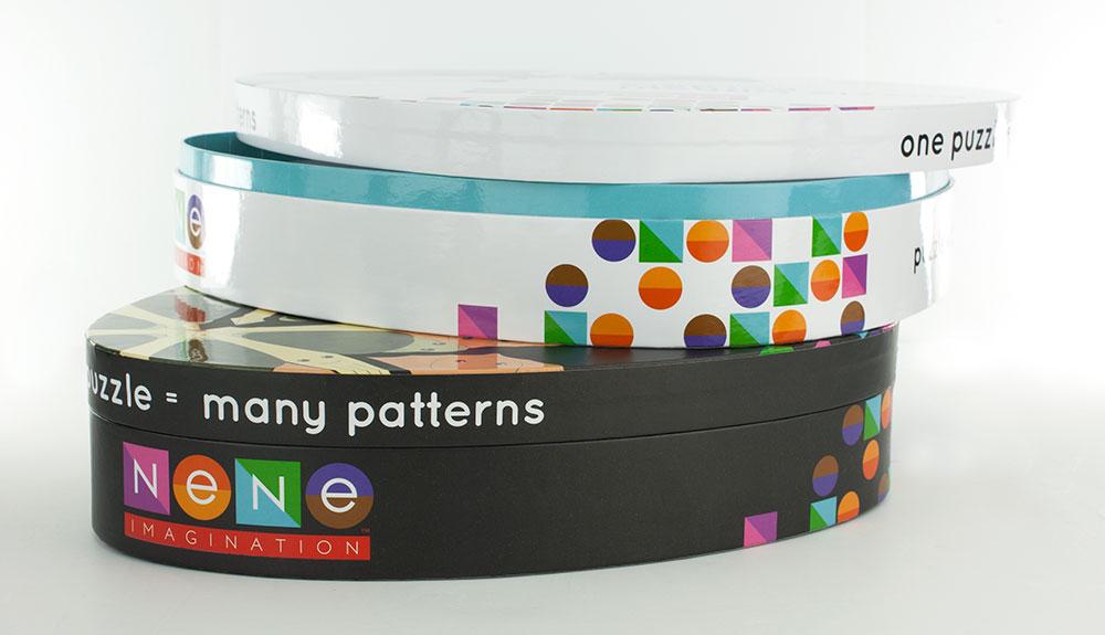 Nene Imagination Toy Packaging - Side