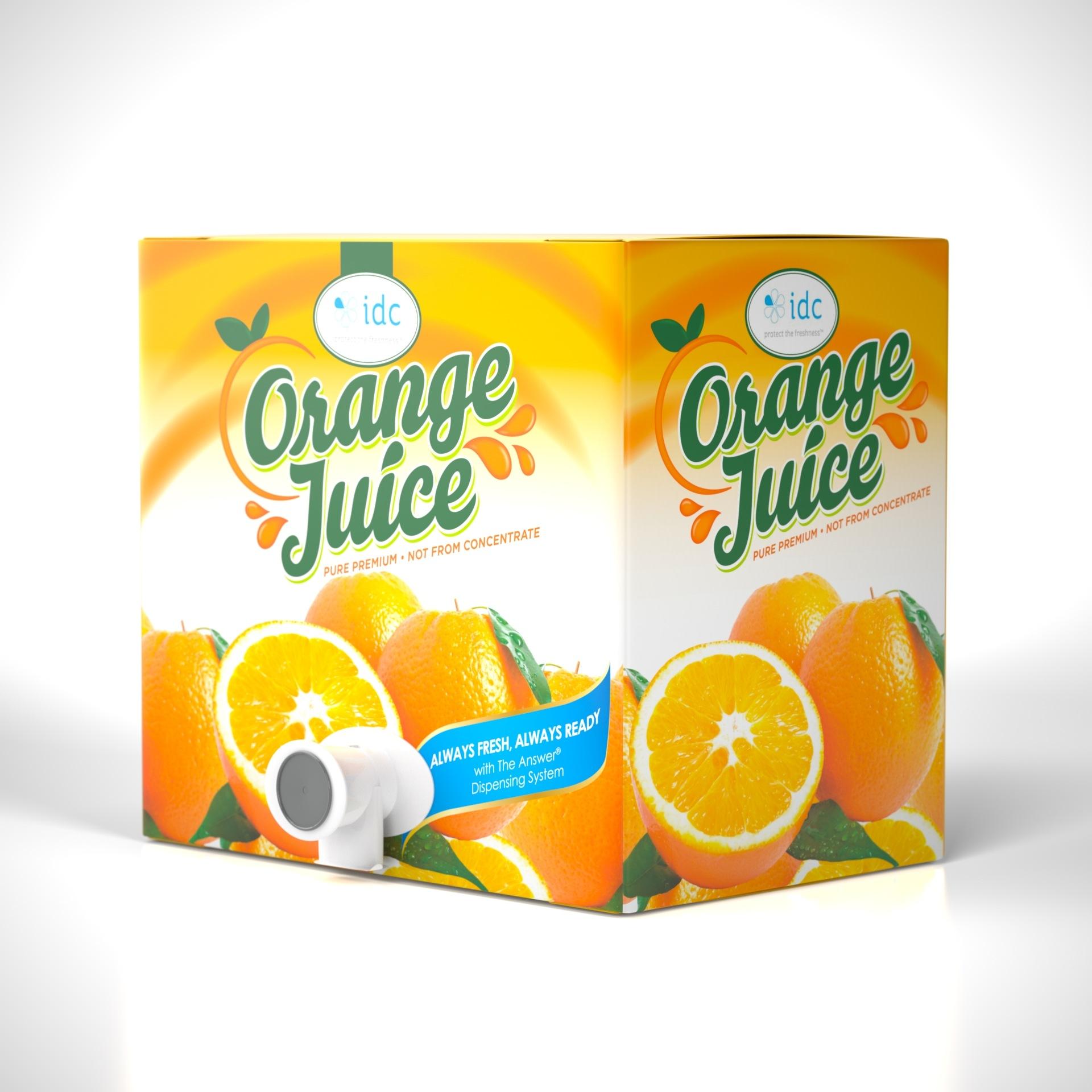 Orange juice miller creative for Wine and orange juice name