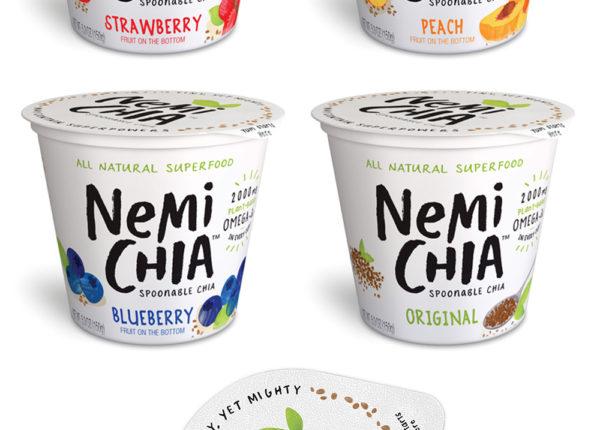 NemiChia - Brand Identity & Packaging Design