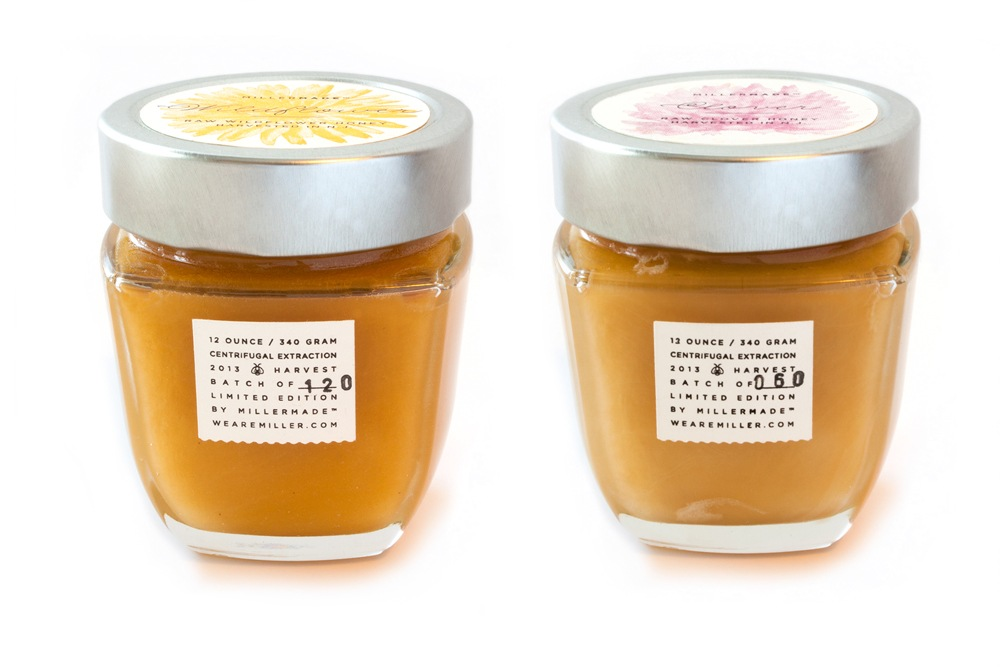 Millermade™ Honey Packaging