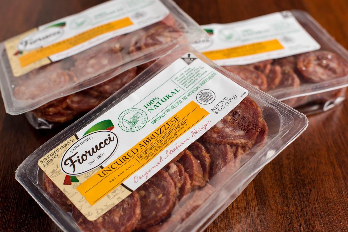 Fiorucci Foods™ Natural Deli Meat Packaging - Miller Creative