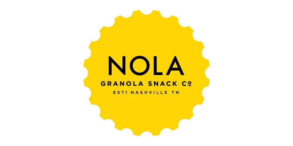 Nola Granola Logo Design