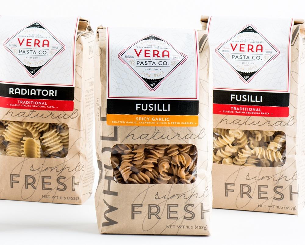 Vera Pasta - Packaging