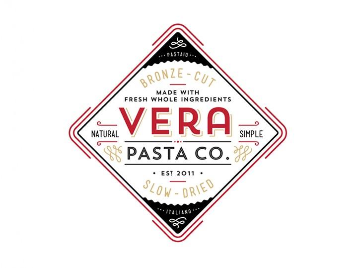Vera Pasta - Brand Identity