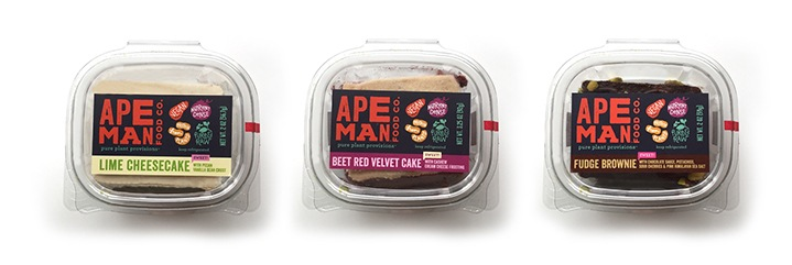 Ape Man Foods Raw Paleo Vegan Desserts