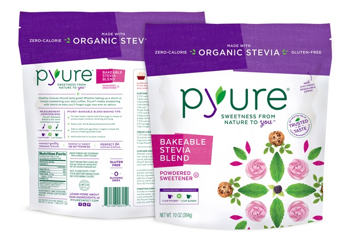 Pyure Sweeteners - Bakeable Blend