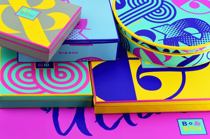 Bo & Bon Collection - Packaging Design