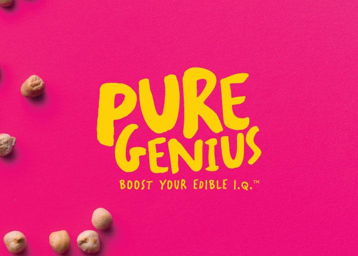 Pure Genius Logo
