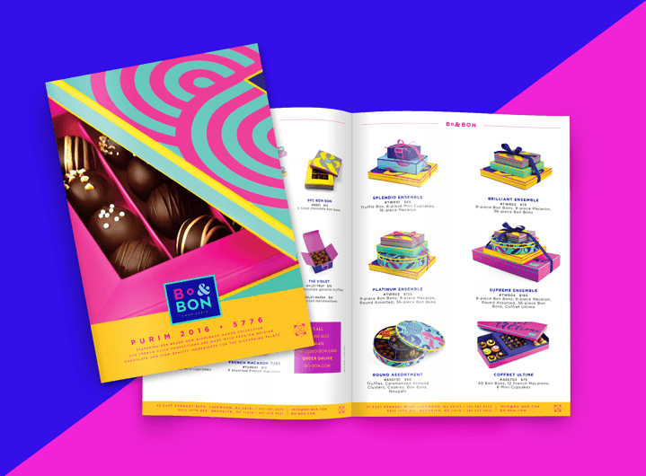 Catalog and Ad Design