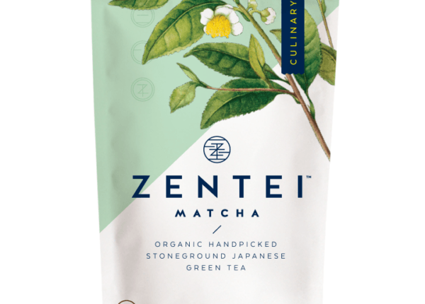 Zentei Matcha Branding and Packaging Design