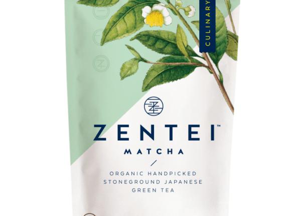Zentei Matcha Branding and Packaging Design