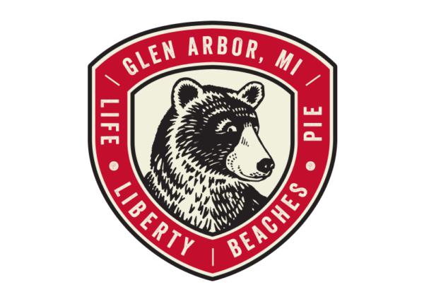 Cherry Republic Rebrand Logo - by Miller