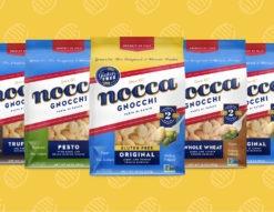 Nocca Pasta Brand Packaging