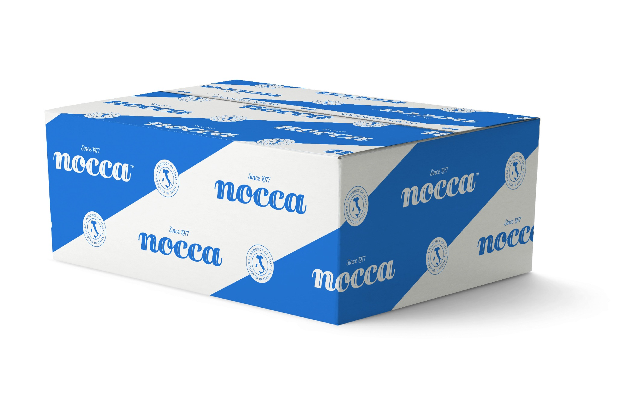 Nocca Pasta Brand Shipping Box