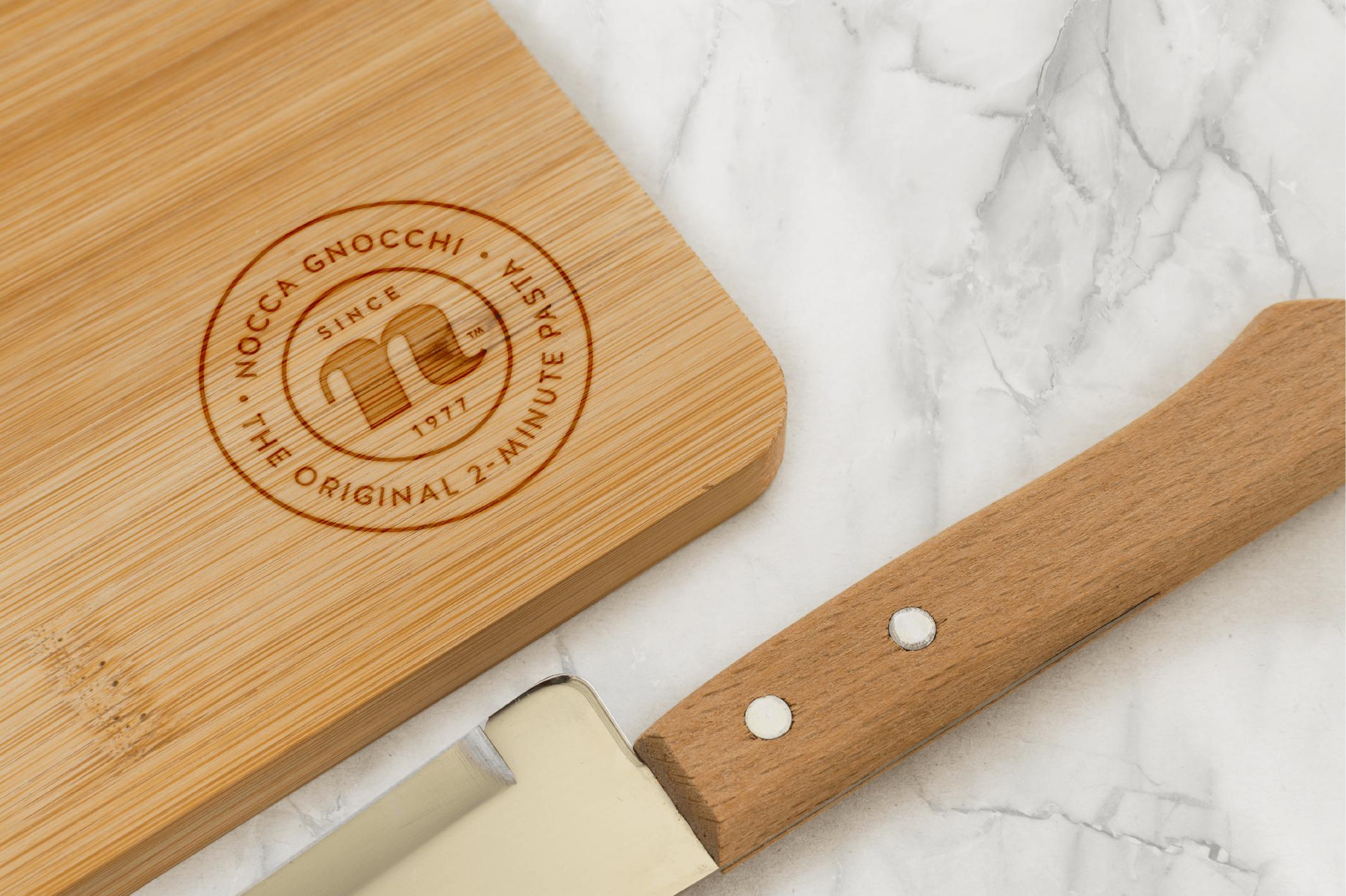 Nocca Pasta Brand Expression